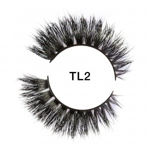 Tatti Lashes 3D Luxury Mink Lashes TL2