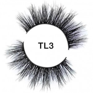 Tatti Lashes 3D Luxury Mink Lashes TL3