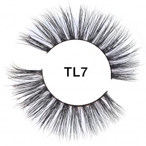 Tatti Lashes 3D Luxury Mink Lashes TL7