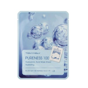 Tony Moly Pureness 100 Hyaluronic Acid Sheet Mask