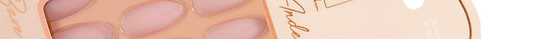 Glue-on nails