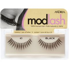 Andrea-Strip-Lashes-#43-lashes