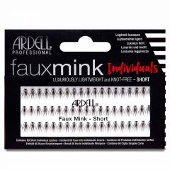 Ardell Knot-Free Faux Mink Individuals Short
