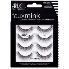 Ardell Faux Mink Lashes - #817 4 Pack