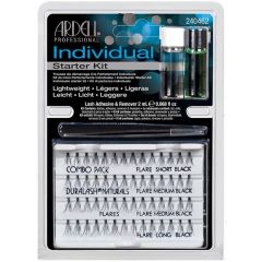 Ardell Individual Lashes Starter Kit (Knotted)
