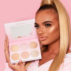 Doll Beauty Hall of Fame Highlighter Palette