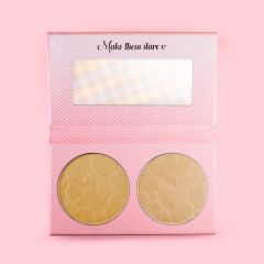 Doll Beauty Highlighter Duo Champagne Supernova