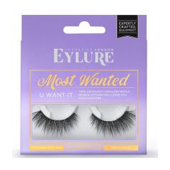 Eylure Most Wanted Lashes U Want It