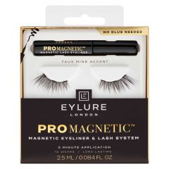 Eylure ProMagnetic Liner & Faux Mink Accent Lashes