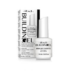 IBD Building Gel Bright White 14 ml