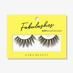 Kara Beauty 3D Faux Mink Lashes A125