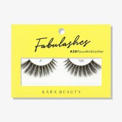 Kara Beauty 3D Faux Mink Lashes A126