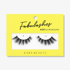 Kara Beauty 3D Faux Mink Lashes A13