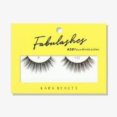Kara Beauty 3D Faux Mink Lashes A133
