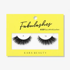 Kara Beauty 3D Faux Mink Lashes A16