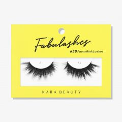 Kara Beauty 3D Faux Mink Lashes A65