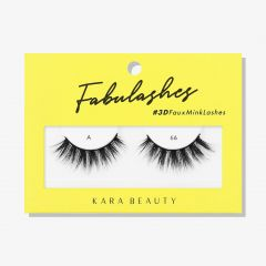 Kara Beauty 3D Faux Mink Lashes A66