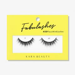 Kara Beauty 3D Faux Mink Lashes A69