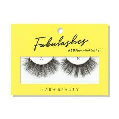 Kara Beauty 3D Faux Mink Lashes A10