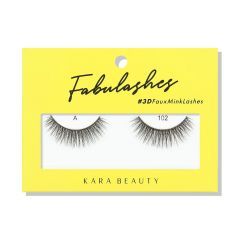 Kara Beauty 3D Faux Mink Lashes A102