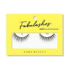Kara Beauty 3D Faux Mink Lashes A105
