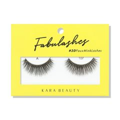 Kara Beauty 3D Faux Mink Lashes A107