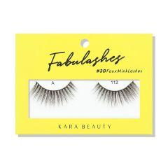 Kara Beauty 3D Faux Mink Lashes A112