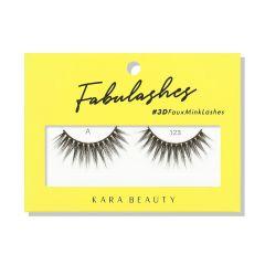 Kara Beauty 3D Faux Mink Lashes A123