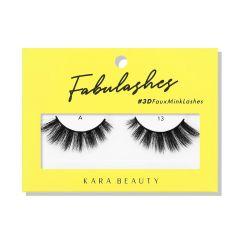 Kara Beauty 3D Faux Mink Lashes A13