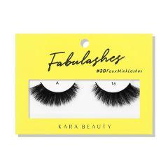 Kara Beauty 3D Faux Mink Lashes A16