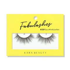 Kara Beauty 3D Faux Mink Lashes A3