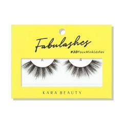 Kara Beauty 3D Faux Mink Lashes A4