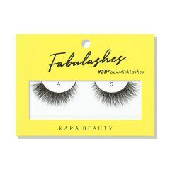 Kara Beauty 3D Faux Mink Lashes A5