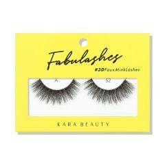 Kara Beauty 3D Faux Mink Lashes A52