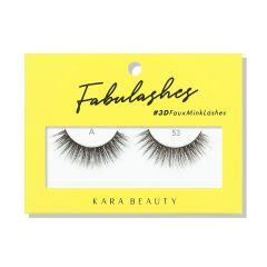Kara Beauty 3D Faux Mink Lashes A53