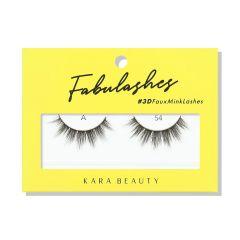 Kara Beauty 3D Faux Mink Lashes A54