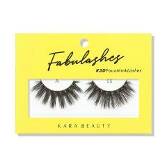 Kara Beauty 3D Faux Mink Lashes A55