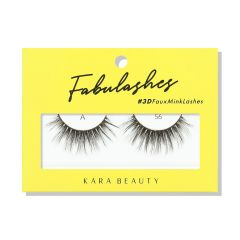 Kara Beauty 3D Faux Mink Lashes A56
