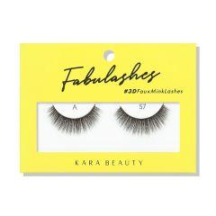 Kara Beauty 3D Faux Mink Lashes A57