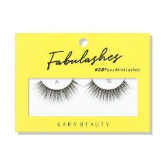 Kara Beauty 3D Faux Mink Lashes A58