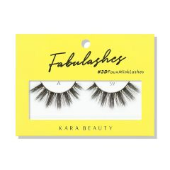 Kara Beauty 3D Faux Mink Lashes A59