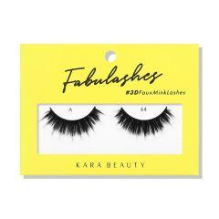 Kara Beauty 3D Faux Mink Lashes A64