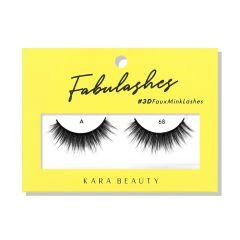 Kara Beauty 3D Faux Mink Lashes A68