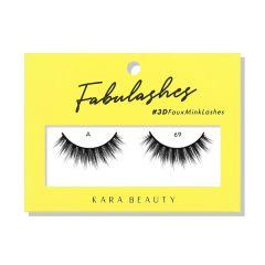 Kara Beauty 3D Faux Mink Lashes A69