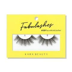 Kara Beauty 3D Faux Mink Lashes A8