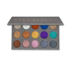 Kara Beauty Galaxy Glitter Eyeshadow Palette - ES38