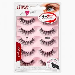 Kiss Ever EZ Lash Multipack - #11