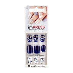 Kiss imPRESS Press-on Manicure Power Up