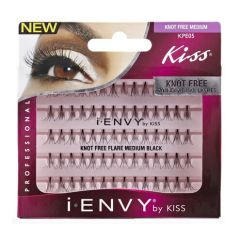 Kiss i-ENVY Individual Lashes - Classic Knot Free Medium