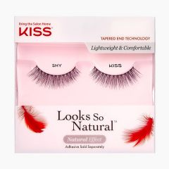 Kiss Looks So Natural Lashes - Shy